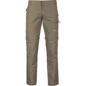 Meru Havelock Zip-Off Pants Herren fallen rock
